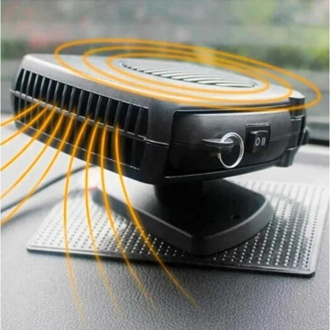 Автомобильный обогреватель салона Auto Heater Fan SJ-006, автодуйка с ручкой