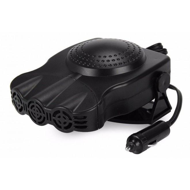 Вентилятор-обогреватель в машину Aeroterma si Ventilator 12V (три сопла) авто-вентилятор автомобильный 12В