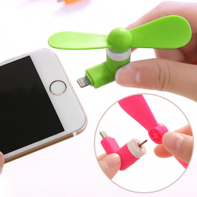 Мини USB вентилятор для Айфона iPhone Mini Fan