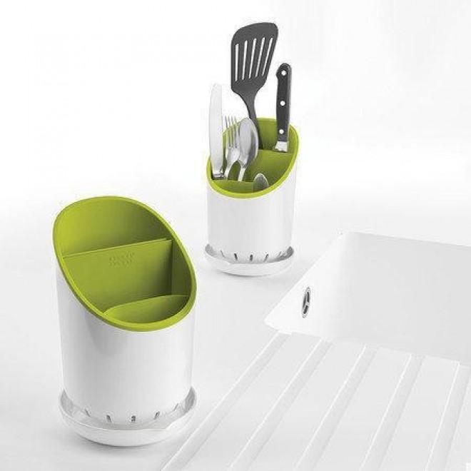 Универсальная подставка для кухонных приборов, принадлежностей Cutlery Drainer and Organizer