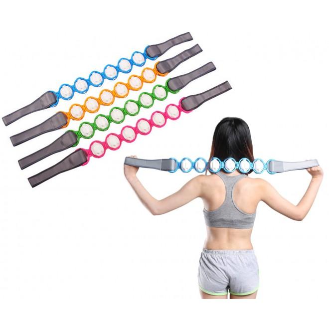 Массажер-лента роликовый Massage Rope