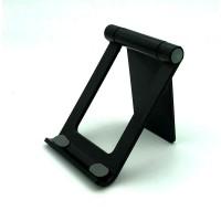 Настольная  подставка держатель  для телефона, планшета  Folding Bracket  черная
