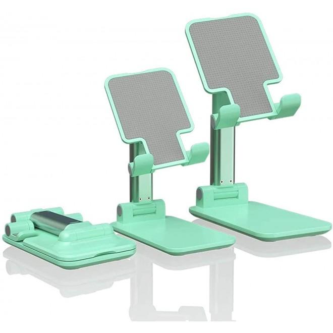 Складная подставка держатель для телефона, планшета Mobile Holder Green