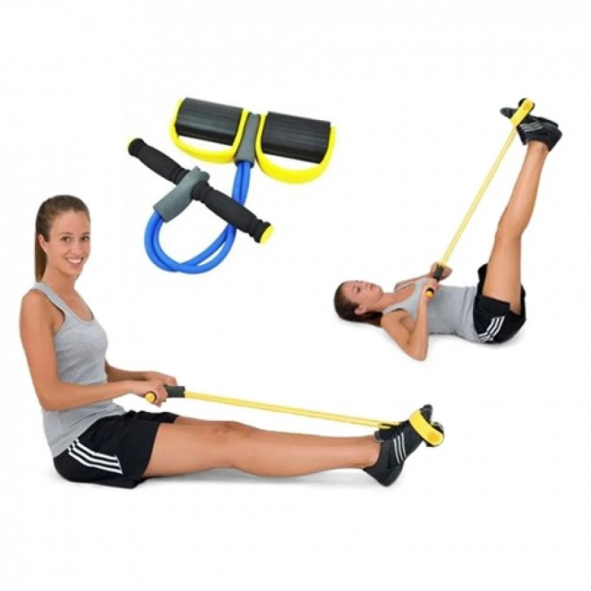 Тренажер эспандер для ног и рук Body Trimmer