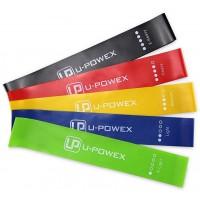 New Фитнес резинки U-powex, спортивные резинки, ленты сопротивления