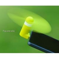 Мини вентилятор для телефона micro USB Mini Fan