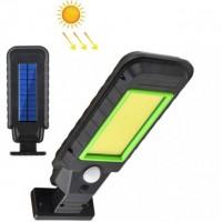 Фонарь прожектор на солнечной батарее с датчиком движения Solar Induction street lamp BK-98