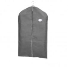 Чехол для одежды серый 60*90 см