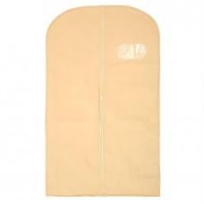 Чехол для одежды бежевый 60*90 см