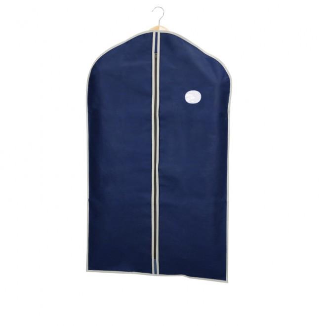 Чехол для одежды синий 60*90 см