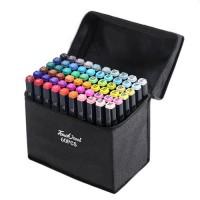 Набор двусторонних  скетч маркеров  Touch  для рисования 60 шт.