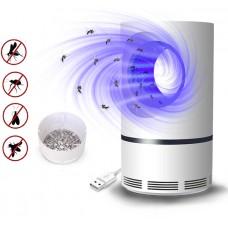 Лампа от комаров Электро ловушка для уничтожения комаров Уничтожитель антимоскитный Отпугиватель MOSQUITO KILLER