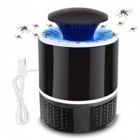 Ловушка уничтожитель от комаров и насекомых. Лампа отпугиватель для дома, дачи NOVA  Mosquito Killer Lamp