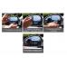 Защитная пленка Anti-fog Film Антидождь Антиблик Антитуман на боковые зеркала автомобиля 135*95 мм 2шт/уп
