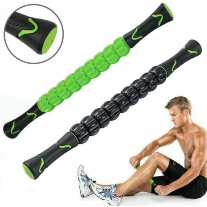 Роликовый массажер для мышц всего тела Muscle stick