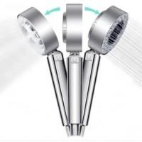 Двусторонняя душевая насадка лейка Multifunctional Faucet с отсеком для шампуня
