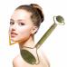 Нефритовый массажер ролик для лица Flbwles Conto