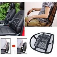 Ортопедическая спинка-подушка на кресло или авто сиденье c массажером.