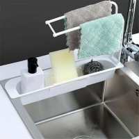 Органайзер для кухонной раковины Sink Holder белый
