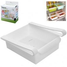 Дополнительный подвесной контейнер для холодильника и дома Refrigerator Multifunctional Storage Box  белій