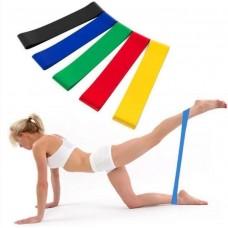 Фитнес резинки EsonStyle , спортивные резинки, ленты сопротивления  без мешочка