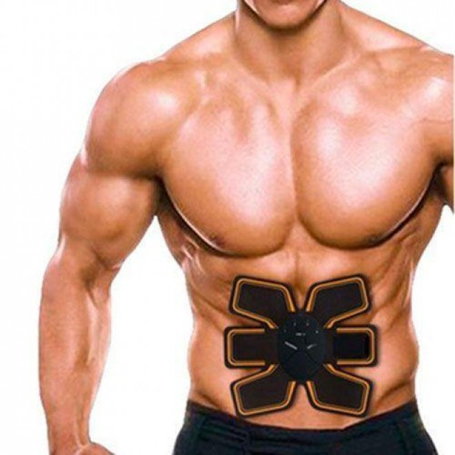 Миостимулятор-тренажер для пресса Beauty body Mobile Gym