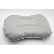 Надувная подушка для путешествий со встроенной помпой