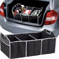 Складная сумка органайзер в автомобиль Сar Boot Organizer в багажник авто