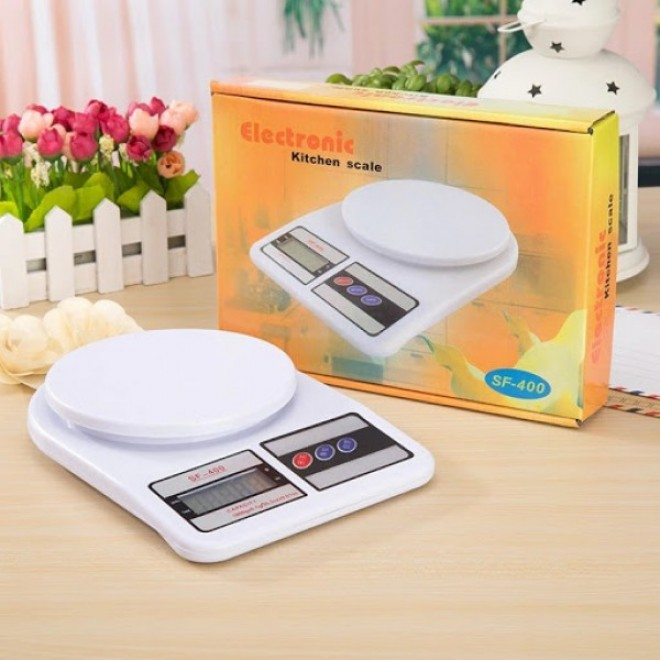 Весы кухонные Electronic Kitchen Scale SF400-10, до 10 кг