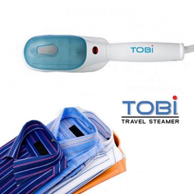 Паровая щетка ручной отпариватель Tobi Travel Steamer