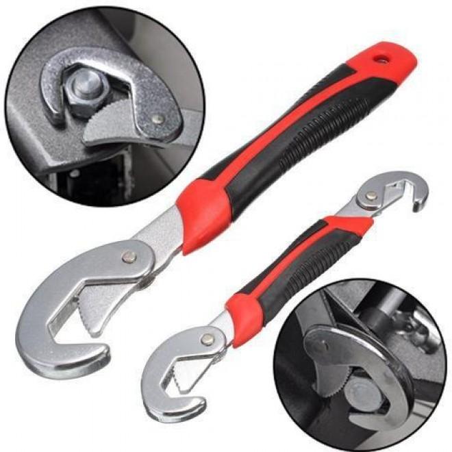 Набор Универсальных Ключей FLP Snap'n Grip. Разводной Гаечный ключ.