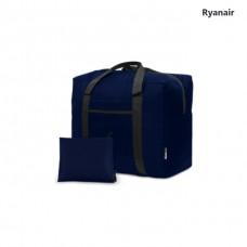 Дорожная сумка для ручной клади Coverbag синяя 40*25*20 см RyanAir