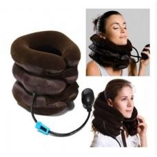 Подушка массажер для шеи  Cervical Neck Traction ортопедический воротник