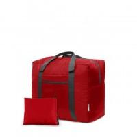 Дорожная сумка для ручной клади Coverbag красная Standart