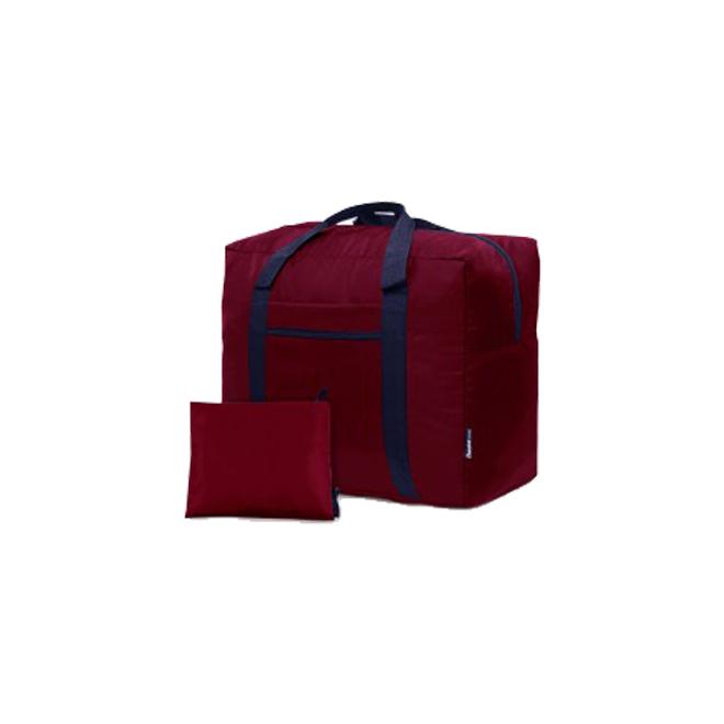 Дорожная сумка для ручной клади Coverbag бордо Standart