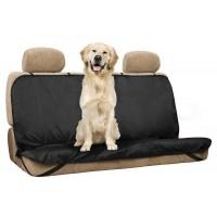Подстилка чехол на автомобильное сиденье для домашних животных, Pet Zoom Loungee Auto черная