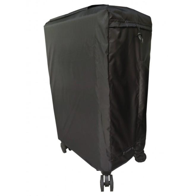 Чехол для чемодана Coverbag Нейлон Ultra XS черный