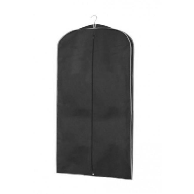 Чехол для одежды черный 60*137 см