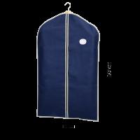 Чехол для одежды синий 60*137 см
