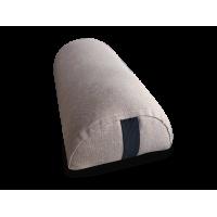 Подушка Полувалик  карамель Coverbag