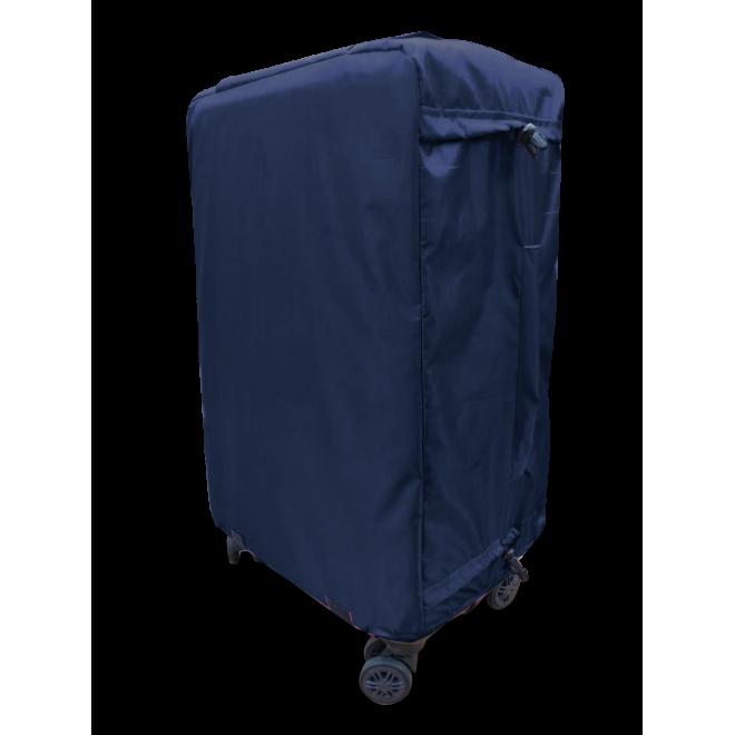 Чехол для чемодана Coverbag Нейлон Ultra М синий