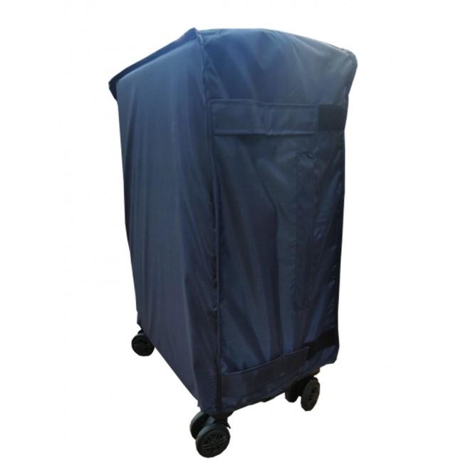 Чехол для чемодана Coverbag Нейлон Classic XS синий