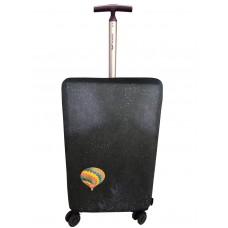 Чехол для чемодана Coverbag неопрен  S  Звездное небо
