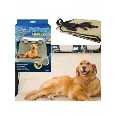 Подстилка чехол на автомобильное сиденье для домашних животных, Pet Zoom Loungee Auto бежевый
