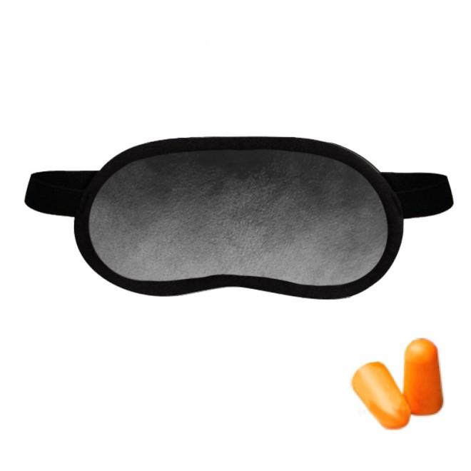 Набор для сна Coverbag серый (маска беруши)