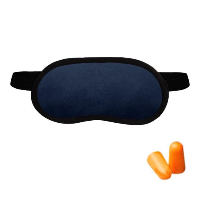 Набор для сна Coverbag т.синий (маска беруши)