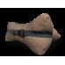Подушка Косточка для шеи коричневая Coverbag