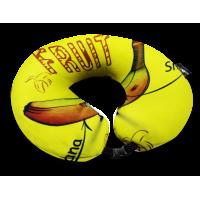 Подушка Coverbag Подкова банан 0424