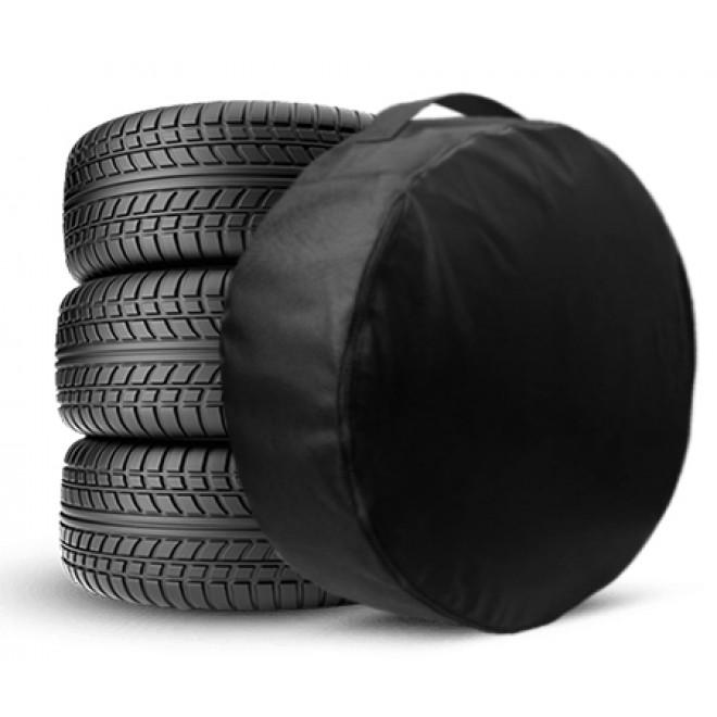 Чехол для запасного колеса Coverbag Full Protection L черный