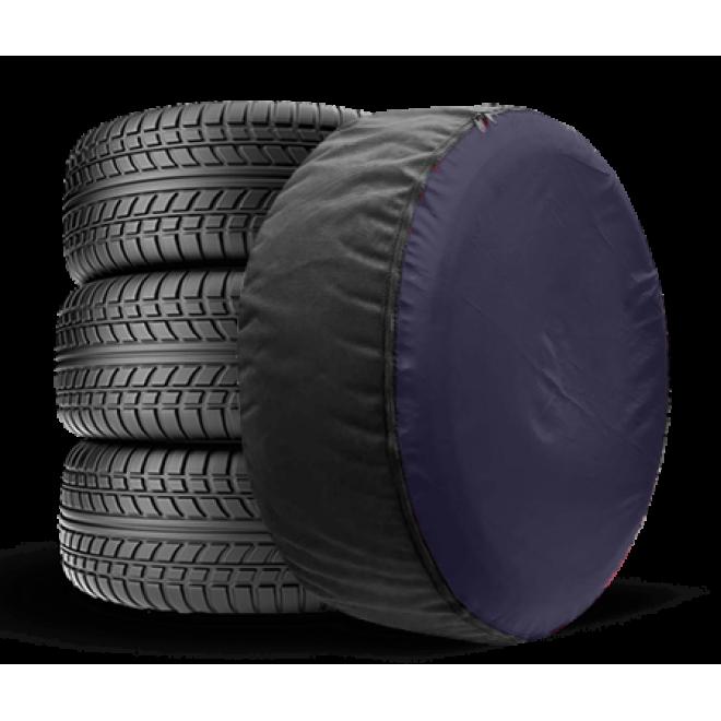 Чехол для запасного колеса Coverbag Full Protection S синий